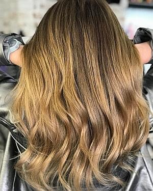 Окрашивание волос Омбре в Минске  ac67f3c355195